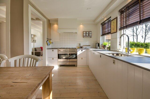 Remontoidu keittiö