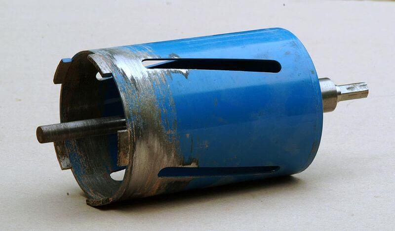 Drill diamond core